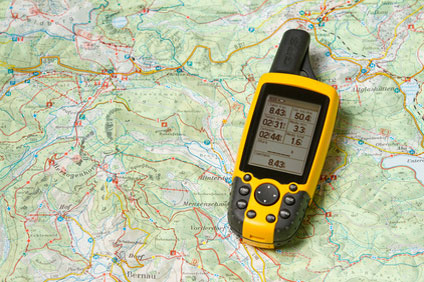 GPS (Global Positioning System) Ortung