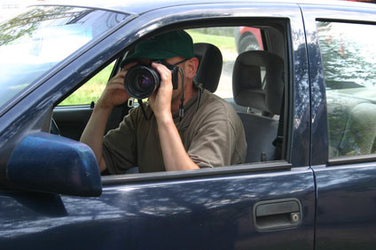 Professionelle Video- und Kameraüberwachung