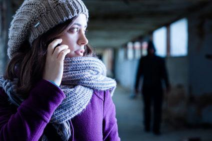 Wir ermitteln bei Stalking und Belästigung
