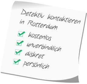 Detektiv-Büro Rotterdam